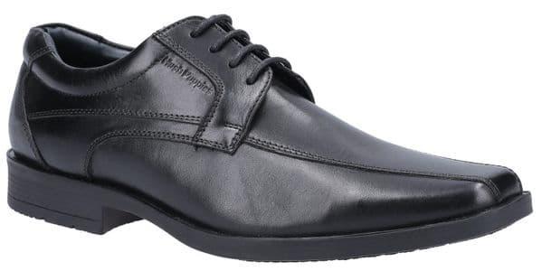 Hush Puppies Brandon Lace Mens Shoes Black